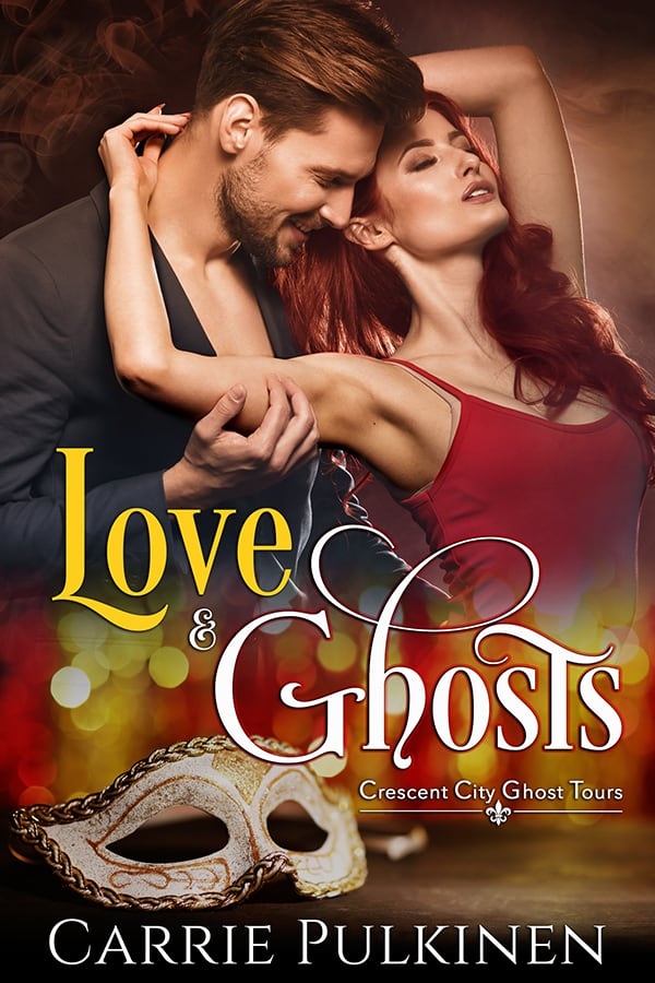 Love & Ghosts Cover